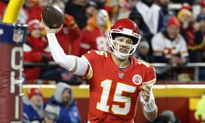Kansas City Chiefs quarterback Patrick Mahomes was a sensation during the NFL regular season, now he will make his postseason debut.