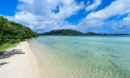 Kabira bay, Ishigaki island.
