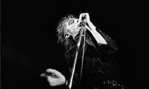 Blixa Bargeld in 1989.