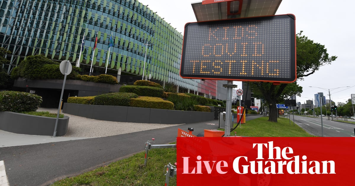 Australian politics live: Victoria reports five new Covid cases as Melbourne's northern suburbs go on high alert – The Guardian