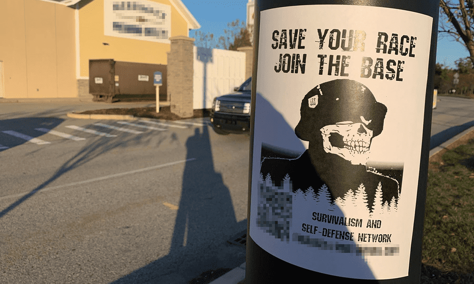 The Base's members stand accused of federal hate crimes.