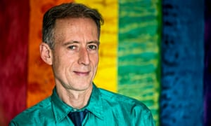 Peter Tatchell, human rights campaigner.
