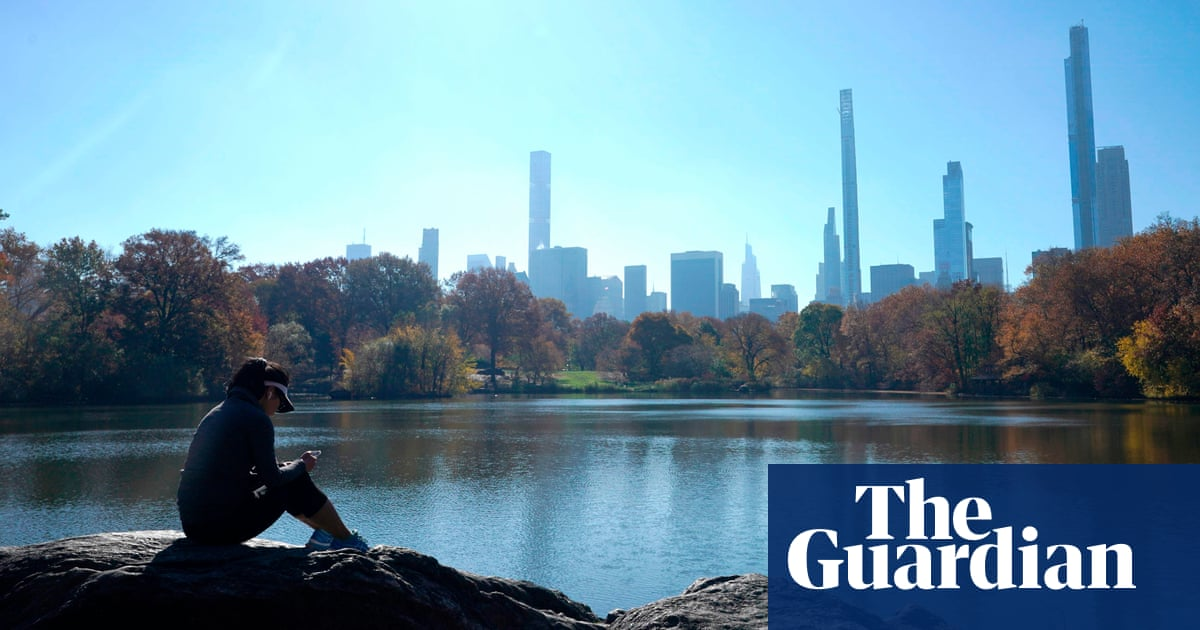 The Great Mistake by Jonathan Lee review – the man who shaped New York