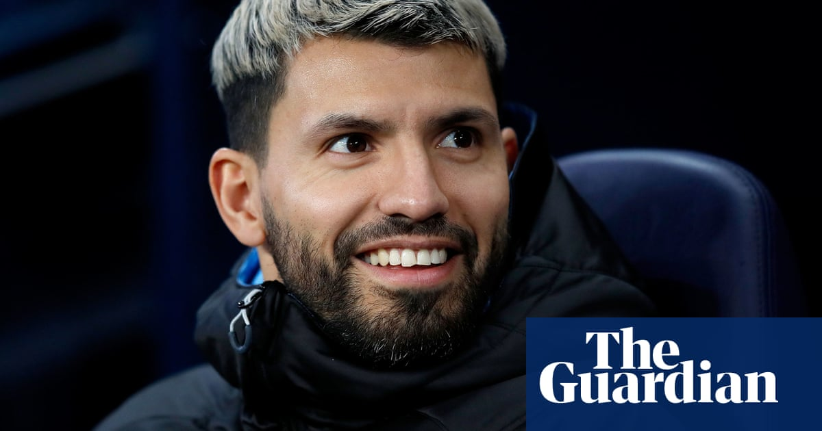 Sergio Agüero set to leave Manchester City at the end of the season