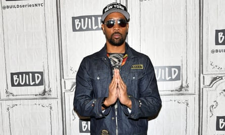 RZA of the Wu-Tang Clan.