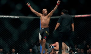 Anderson Silva will step back into action at short notice against Daniel Cormier.