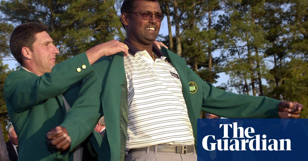 Vijay Singhs complicated relationship with the world of golf | Ewan Murray