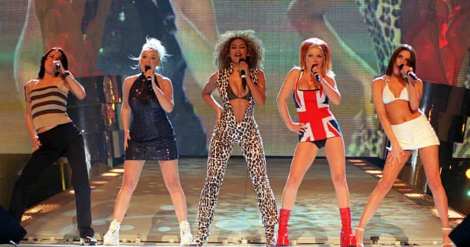 Threat … Spice Girls.