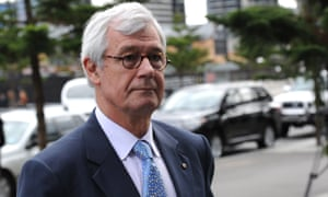 The human rights barrister Julian Burnside announced in March that he was running for the Greens in Kooyong.