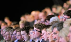 Young Conservatives at 2011 conference