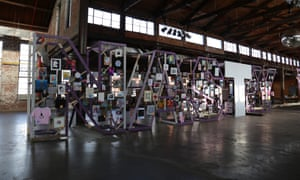 nasty women exhibit, knockdown center, queens