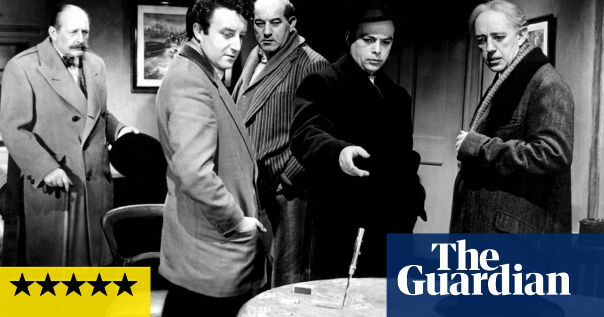 The Ladykillers review – a comic crime caper that still kills