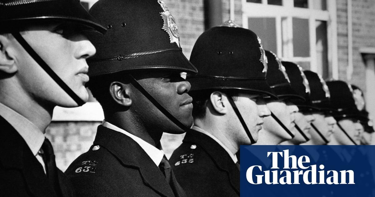 Black and blue: the secret lives of BAME police officers