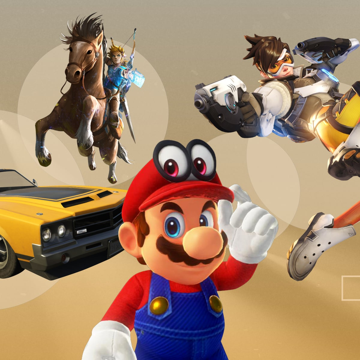 The 50 best video games of the 21st century | Games | The Guardian