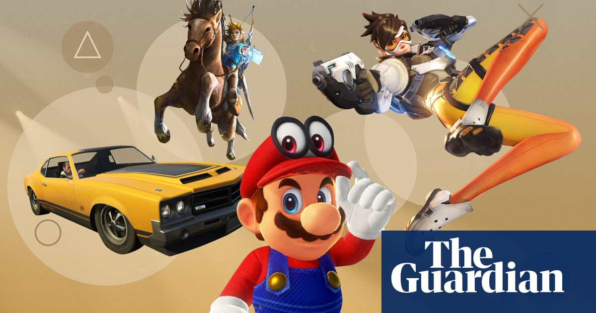 The 50 Best Video Games Of The 21st Century Games The