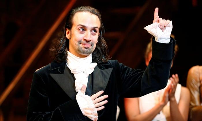I Adore Lin Manuel Miranda But The Man Needs A Hair Intervention Hamilton The Guardian