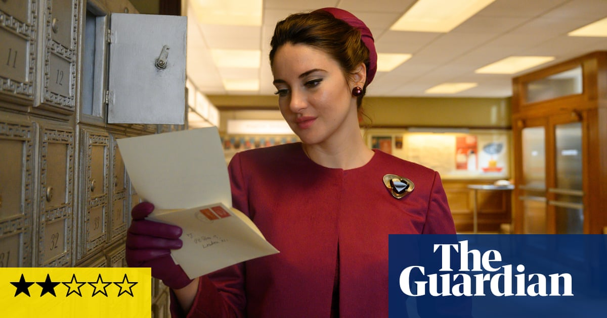 The Last Letter from Your Lover review – sappy romance is nothing to write home about