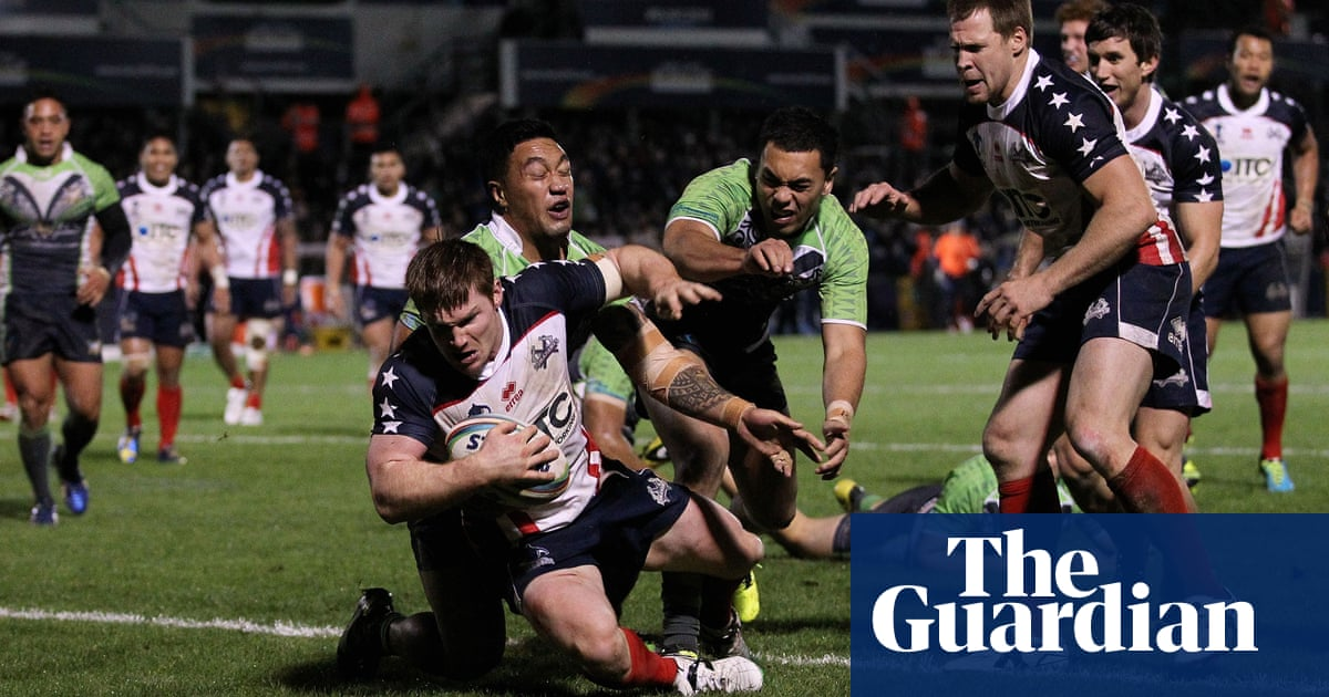 21f027be5a8 USA's rugby league players crowdfund to pay for flights to World Cup  qualifiers