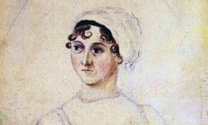 Cassandra Austen's 1810 portrait of her sister Jane