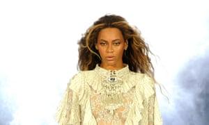 Pop queen … Beyoncé's Lemonade is dominating the Billboard charts.