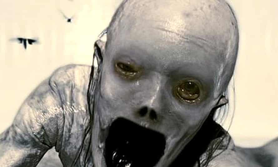 A scene from the 2012 film The Possession, based on one of the legends of the dybbuk. Photograph: Ghost House Pictures