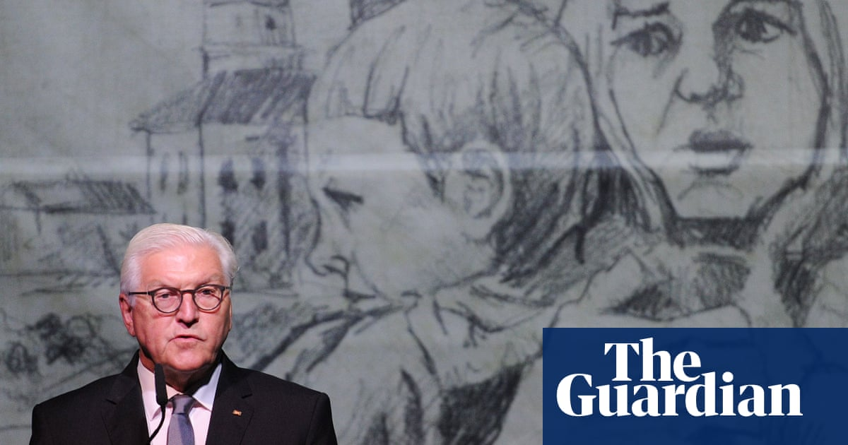 German president asks Poland for forgiveness at WW2 ceremony