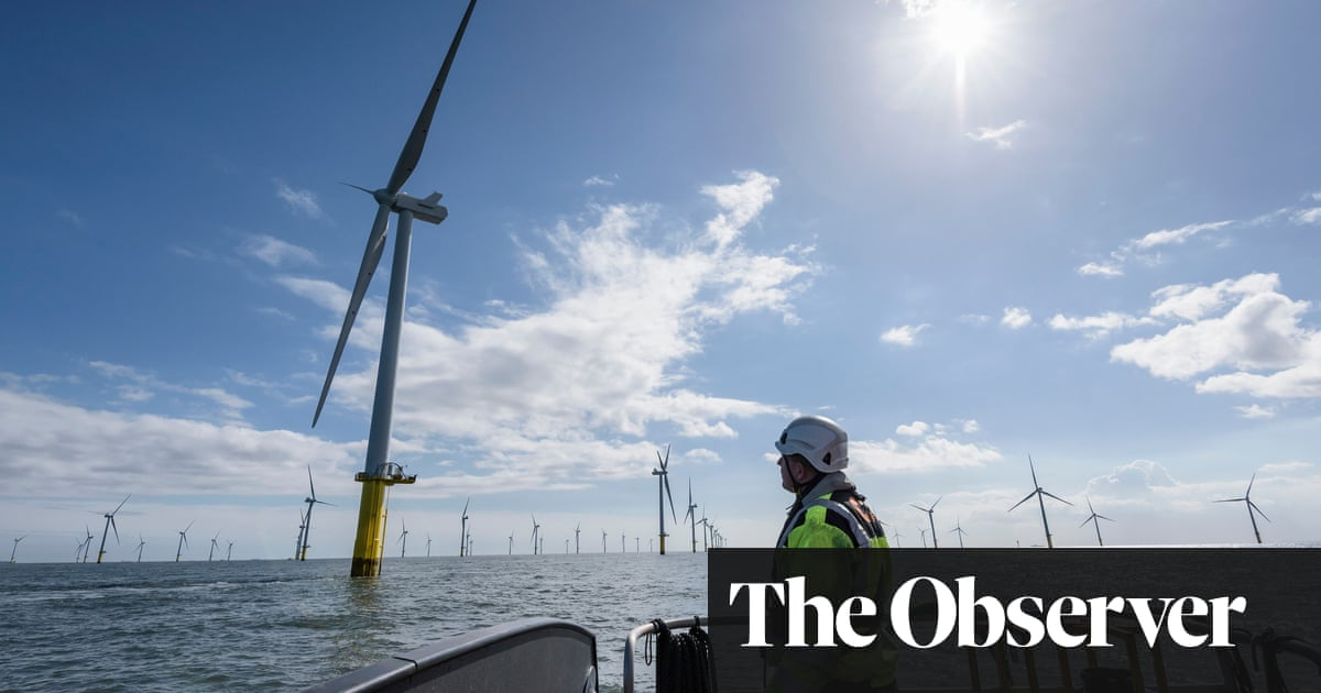 Gone with the wind: why UK firms could miss out on the offshore boom