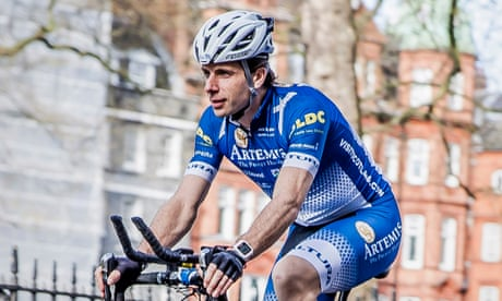 Around the world in 78 days: British cyclist completes record-breaking ride