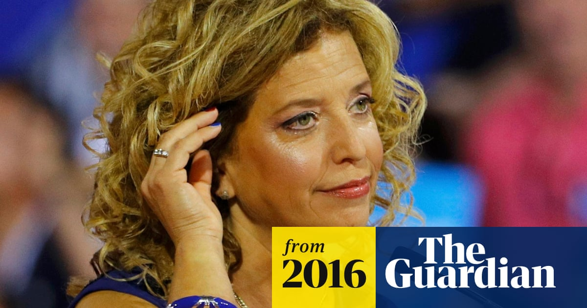 Debbie Wasserman Schultz to resign as DNC chair as email