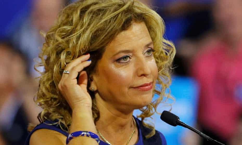 DNC Chairwoman Debbie Wasserman Schultz