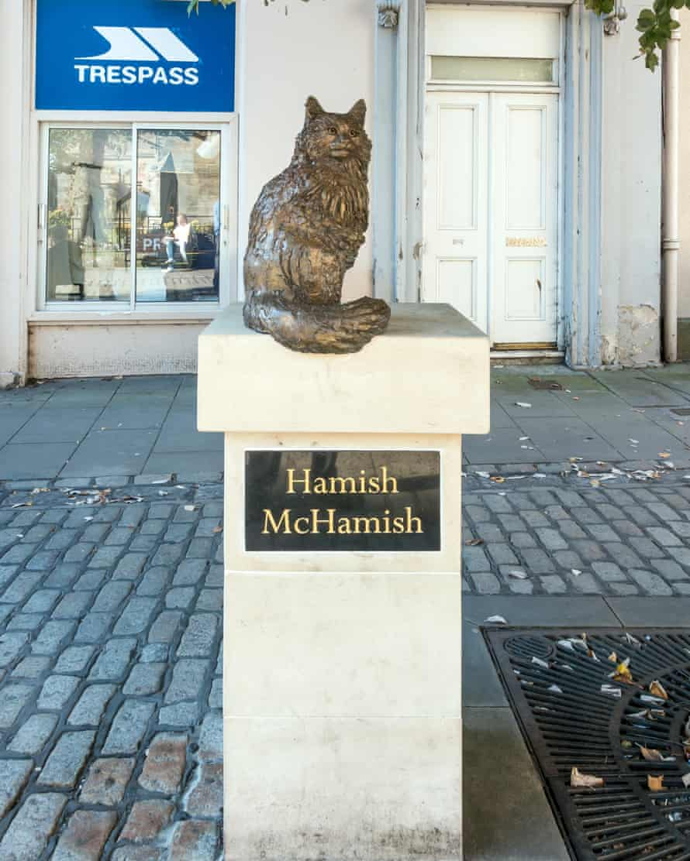 Hamish McHamish, St Andrews, Fife.