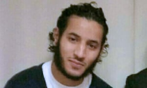 Larossi Abballa, 25, stabbed a policeman repeatedly and killed his partner.
