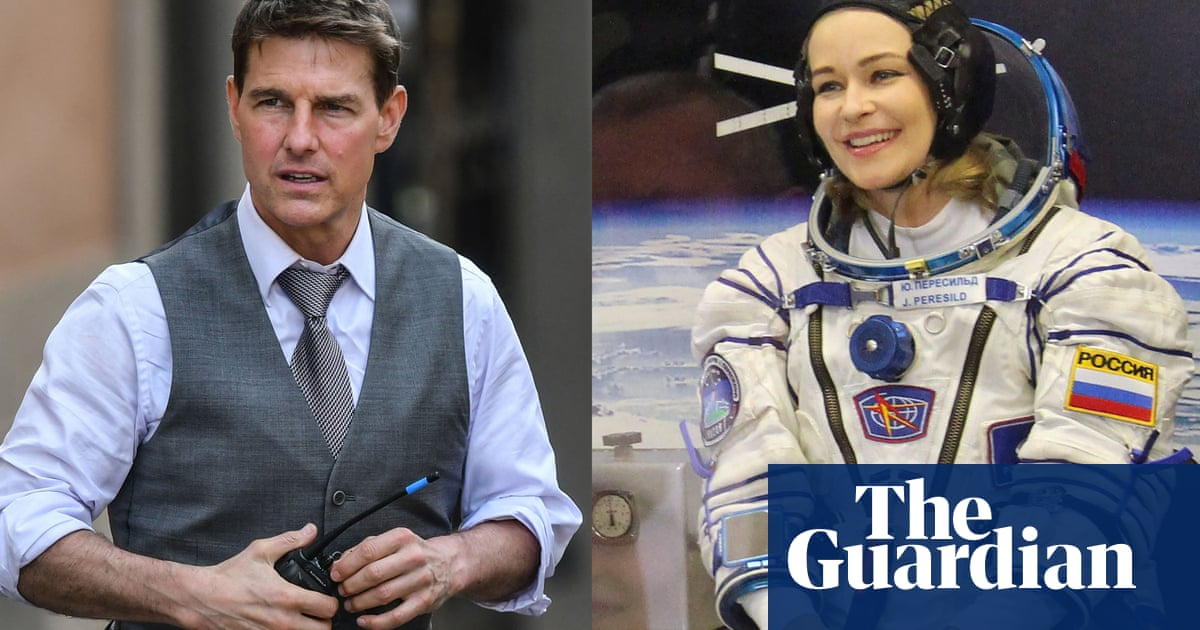 Shooting stars: Russians beating US in race for first film shot in space
