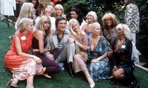 Hugh Hefner in 1979