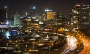 Luanda, Angola's capital.