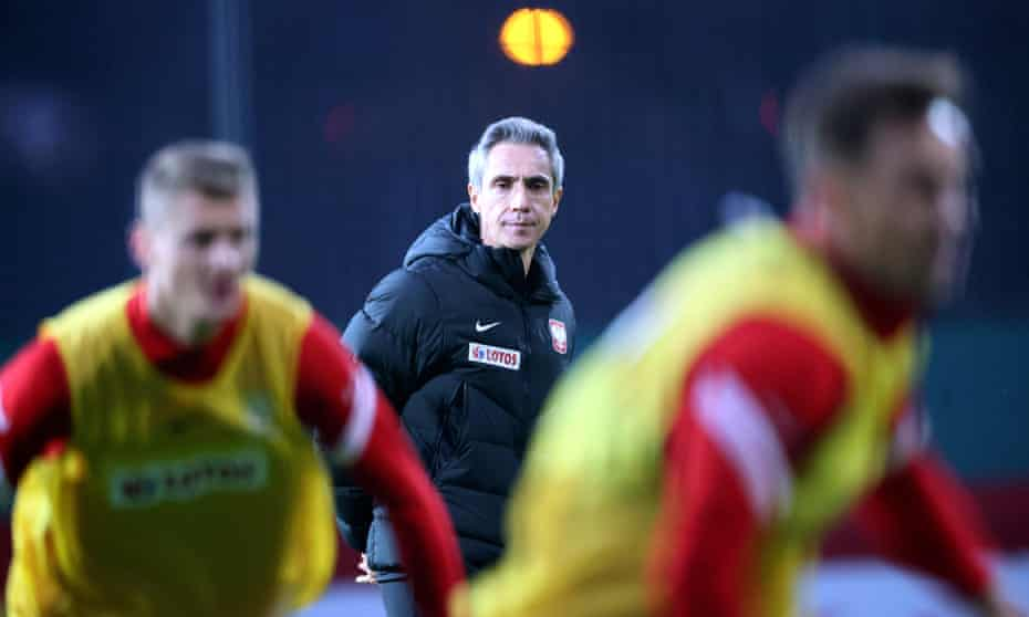 Since taking his role in January, Paulo Sousa has had limited chances to assess the players at his disposal in person: 'I saw seven live games in Italy … and two more in Poland.'