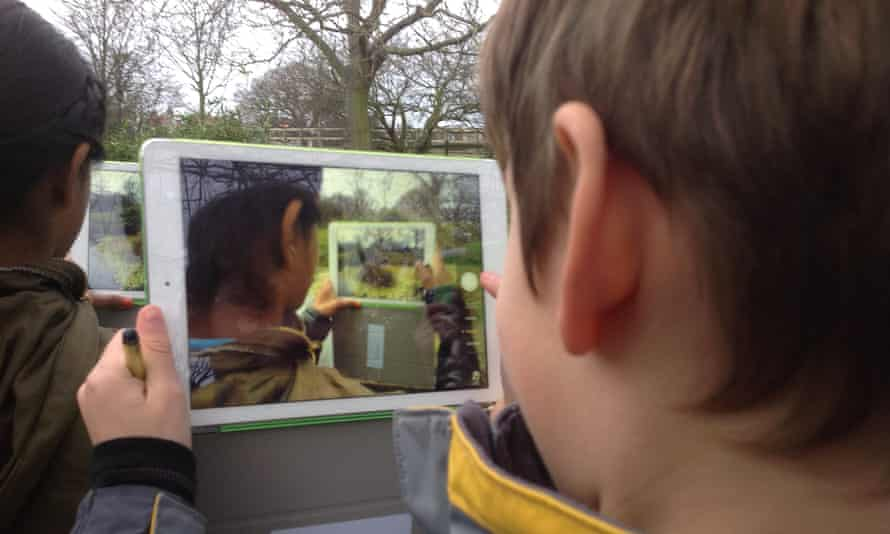 Digital playground … NetPark at Chalkwell Hall in Southend-on-Sea.