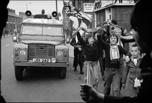 Belfast, 1978-9, Linfield, Belfast