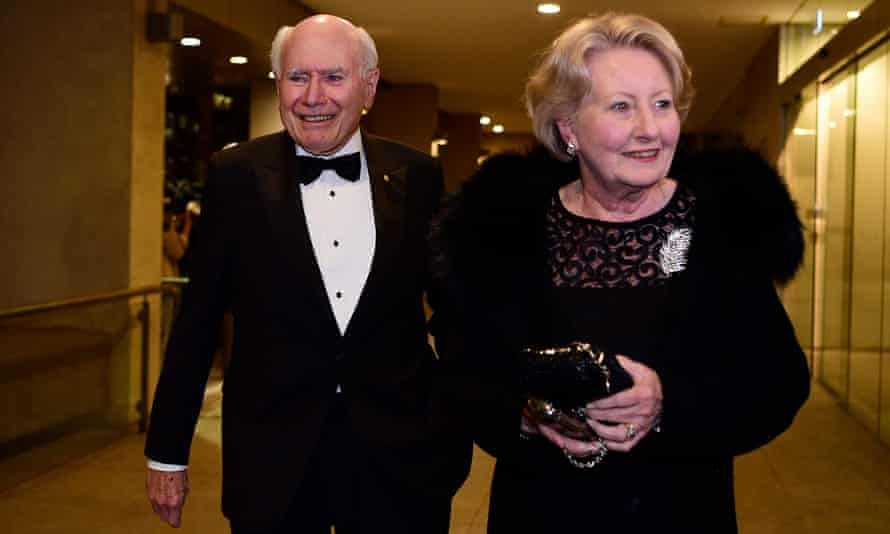 John and Janette Howard