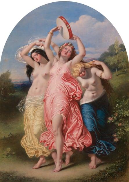 L'Allegro by William Edward Frost