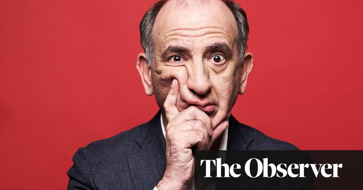 Armando Iannucci: 'I personally am not a sweary, angry man'