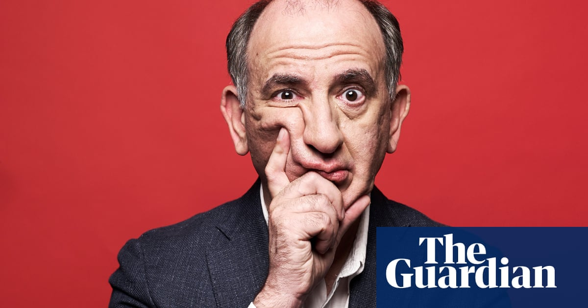 Armando Iannucci: Were watching Cats five mins a night – to prolong the agony