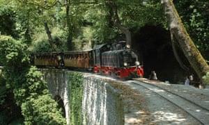 Pelion train