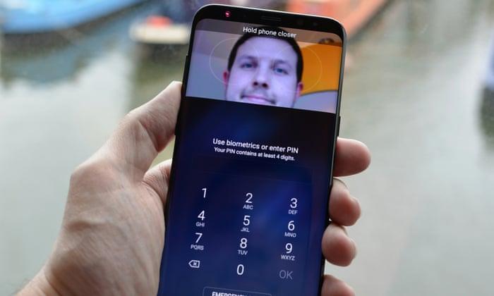 Samsung Galaxy S8 iris scanner fooled by German hackers