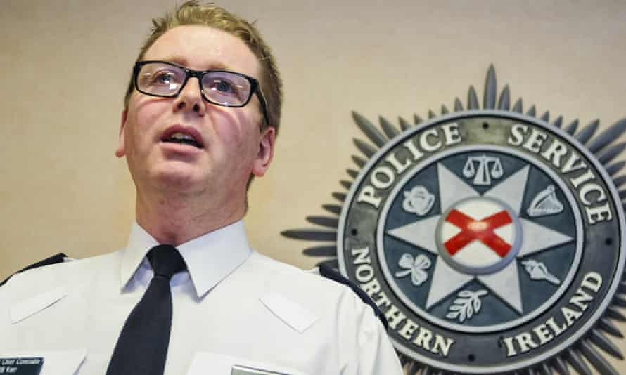 Will Kerr, Police Service of Northern Ireland assistant chief constable