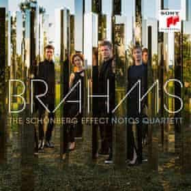 Notos Quartett: Brahms: The Schoenberg Effect .