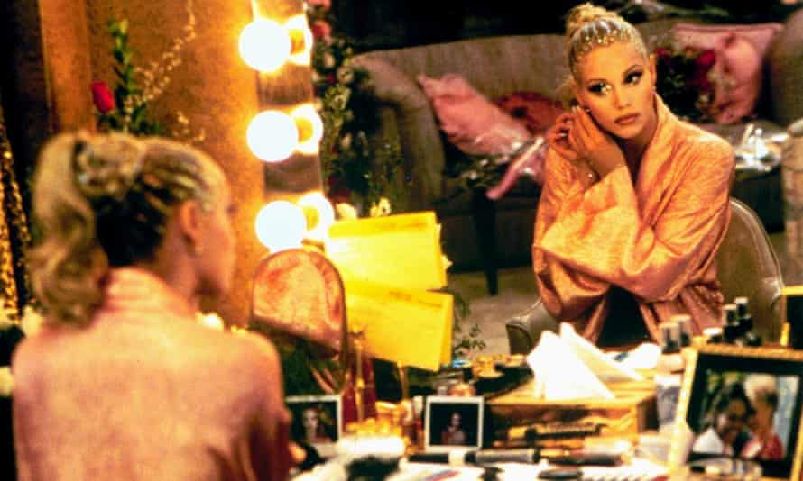 Verhoeven's most painful career low … Showgirls, starring Elizabeth Berkley.