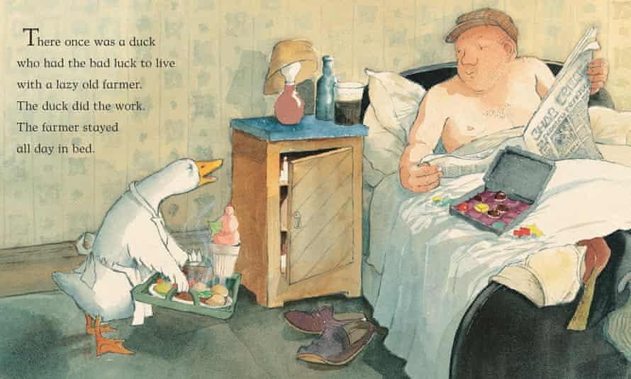 Farmer Duck by Martin Waddell.