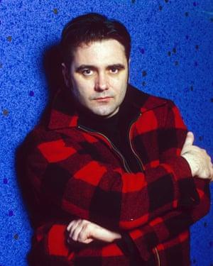 Slattery in 1994.