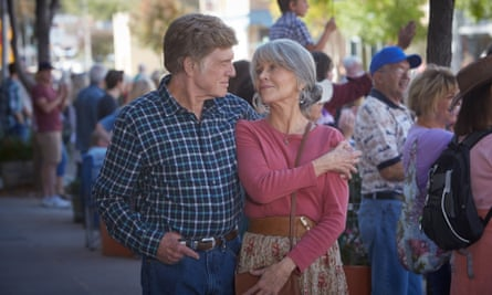 Robert Redford and Jane Fonda in Our Souls at Night.